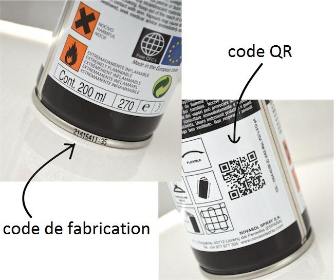 Notre étiquetage