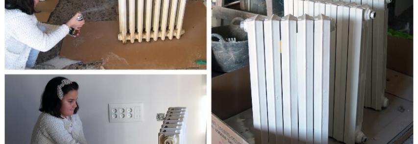 Rénover vos radiateurs